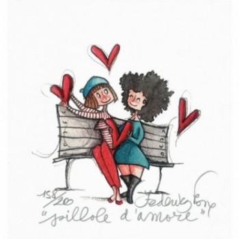 Pillole d'amore (panchina...