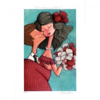 Un dolcissimo bacio