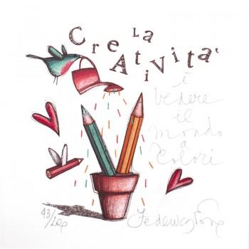 La creatività è vedere il...